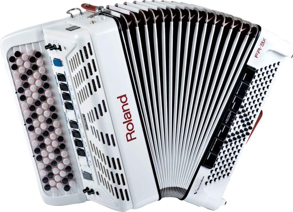 Электронный аккордеон своими руками